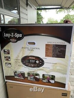 Lay-z-spa Maldives Hydrojet Pro Avec Leds Brand New Unopened