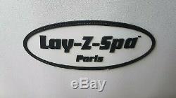 Lay-z-spa Paris Bain À Remous Fantastique État Led Marque Nouvelle Pompe 2020
