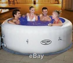 Lazy New Spa Paris 4-6 Personnes Comme Vegas Miami Mais Avec 7 Couleurs Led