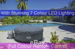 Lazy Spa Bali Avec Des Lumières Led Spa Neuf Livraison Gratuite