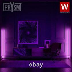 Le Prysm Color Changing Rgb Corner Lamp Led Neon Lights Led Light Bar