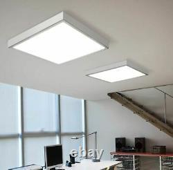 Led 6300lm 60w Dimmable Couleur Changeable Sans Fil Plafond Suspendu Plat Lumière