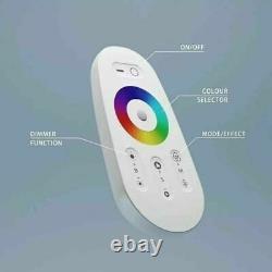 Led Rgb Corner Lamp Color Changing Mood Lighting Remote Edition Voir La Vidéo