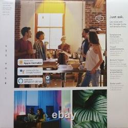 Lifx Tile Kit Couleur Changer L'éclairage Wi-fi 5 Tuiles Illuminées