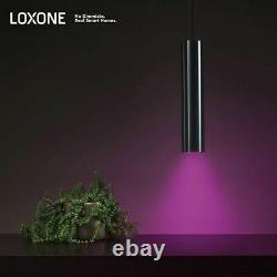 Loxone Led Pendule Slim Tree Anthracite 100309