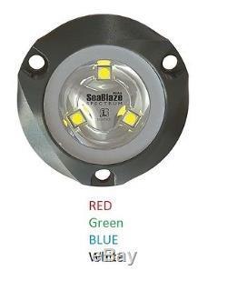Lumière Sous-marine Pour Bateaux Specta Seablaze Mini Spectrum Lumiere Des Couleurs Led