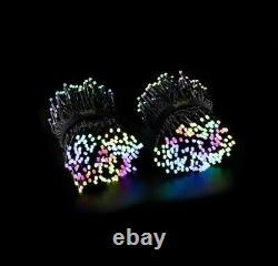 Luminaires Twinkly De 48m Contrôlés Par Smartphone Et Changeants De Couleur