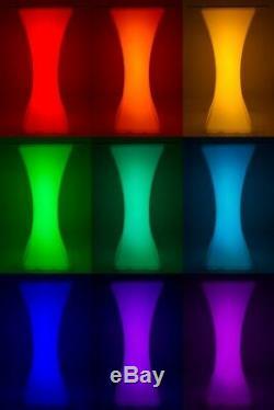 Luminatos 3, Tableau De Barres À Del Éclairé Avec Une Pile De Commande À Distance À Changement De Couleur