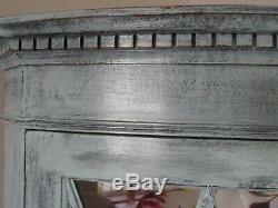 Main Superbe Peint Gin / Cocktail Coin Cabinet Avec Led Changeant De Couleur Secteur