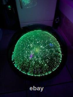 Mathmos / Crestworth Galaxy Rénové Lumière Led Belles Couleurs