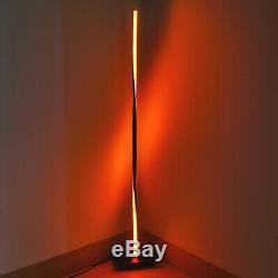 Minimaliste Led Couleur D'angle De Parole Lampe Shifting Licence 33-smd42mm Le Noir