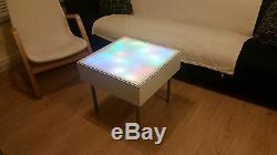Moderne Changement De Couleur Led Table Basse Lumière Décorative Sensorielle De L'humeur Unique,