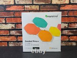 Nanoleaf Hexagon Color Changing Light Panels Smarter Kit 7 Panneaux Livraison Gratuite