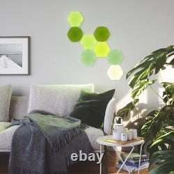 Nanoleaf Shapes Hexagons Led Smart Touch Lighting Starter / Kit D'extension