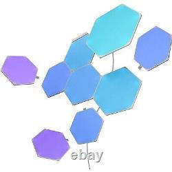 Nanoleaf Shapes Hexagons Starter Kit 9 Panneaux