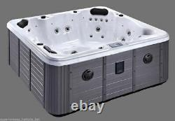 New Palm Spas Refresh Luxe Spa Spa 6 Seat American Music Balboa Led