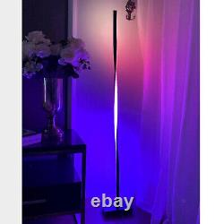 Nordic Modern Rgb Floor Lamp Living Room Décoration Colorful Floor Light Bedroom