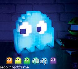 Pac Man Fantôme Usb Light Powered Pacman Multicolore Lampe