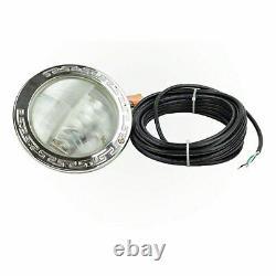 Pentair 12 Volt Intellibrite 5g Couleur Changer Lumière De Piscine Led Avec 100 Cordon Pied