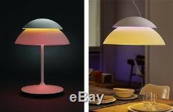 Philips Hue Au-delà De Led Set De Table Changement De Lumière Rvb Dimmable Couleur D'extension