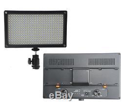 Pro Led 312as Caméra & Caméscope Lampe Lampe Vidéo Bicolore Changeant Dimmable Nouveau