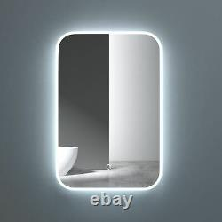 Salle De Bains Smart Mirror Couleur Changeant Led Defogger 3000k 4000k 6000k 600 X 400mm