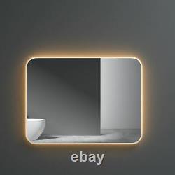 Salles De Bains Durovin Led Smart Mirror Couleur Changement 800x600 MM