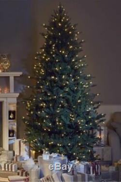 Sb25 7ft Pères Noël Meilleur Pré-jour De Changement De Couleur Chaud Pâte À Led Lumières D'arbre De Noël