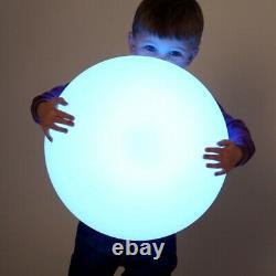 Tickit 75546 Mood Sensory Light Ball Changement De Couleur Led Sensory Room Den Sen Asd