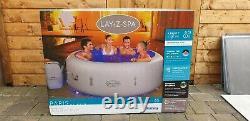 Tout Nouveau Lay Z Spa Paris 4-6 Personne Hot Tub Led Lights 7 Couleurs Birmingham