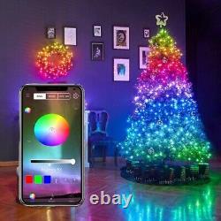 Twinkly 250 Rgb Led App Controlled Smart Christmas Lights String 2ème Génération