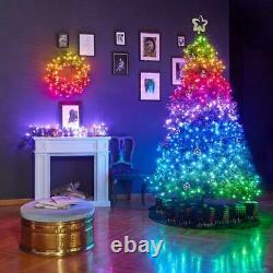 Twinkly 400 Rgb Led App Controlled Smart Christmas Lights String Generation 2