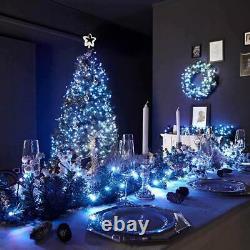 Twinkly Smart App Contrôlé Arbre De Noël Fée Lumières Led Intérieur Extérieur