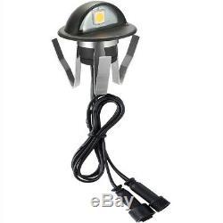 Wifi Noir Half Moon 35 MM Rgb Changement De Couleur Led 12v Pont Rail Étape Lumières De Clôture