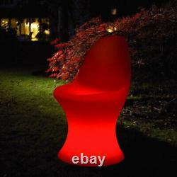 Xantian Colour Changing Illuminated Outdoor Glow Furniture Chair Litecraft